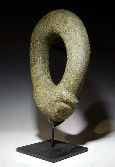 149: A Taino Stone Ceremonial Yoke