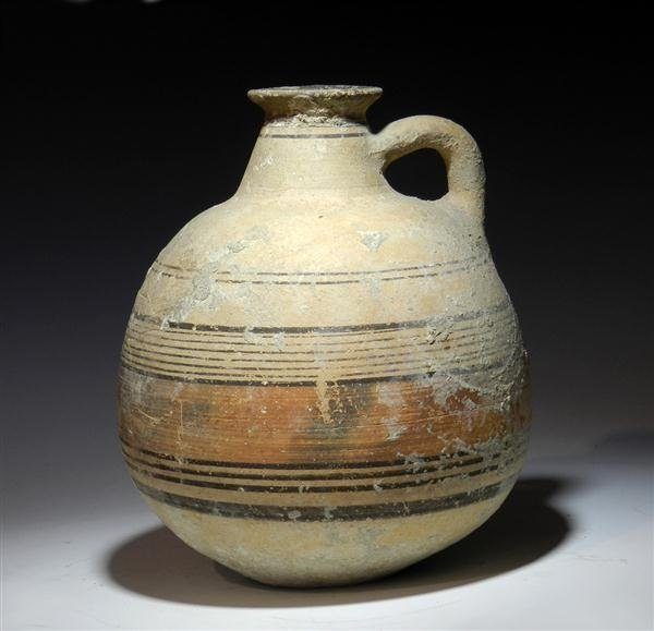 16A: A Cypriot Banded Pottery Jug