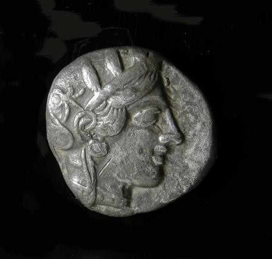 30A: An Attica - ATHENS Tetradrachm