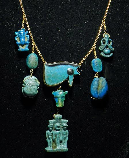 AA: Another Important Egyptian Necklace
