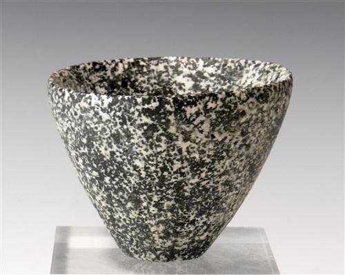 2: An Egyptian Diorite Libation Cup