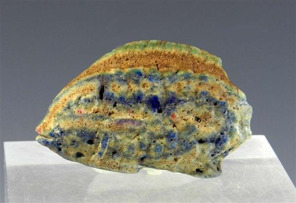 6A: An Egyptian Faience Fish Amulet