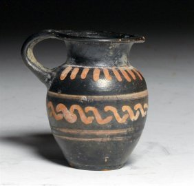 A Greek Xenon Miniature Pitcher