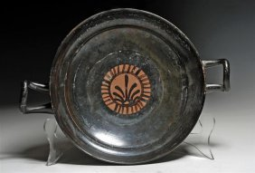 A Large Greek South Italic Kylix