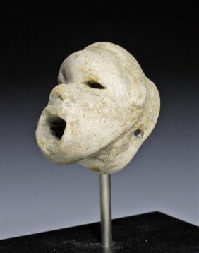 A Greek Hellenistic Actors Mask