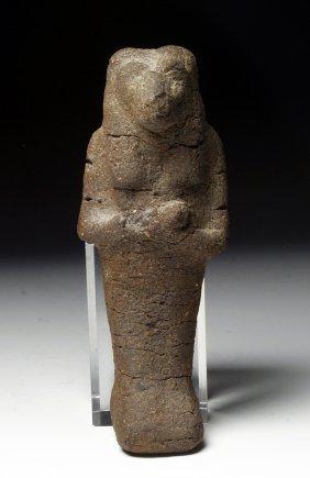 An Egyptian Pseudo-Mummified Thoth