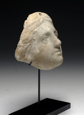 A Hellenistic Greek Mask of a Woman