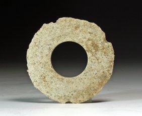 Ancient Chinese Rhinoceros Horn Bracelet