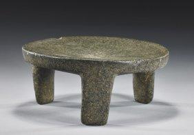 Rare Chavin Stone Table