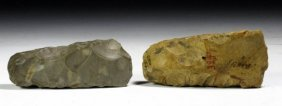 Lot of 2 Danish Neolithic Stone Axes
