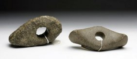 European Neolithic Stone Socketed Axes, Ex-Christie's