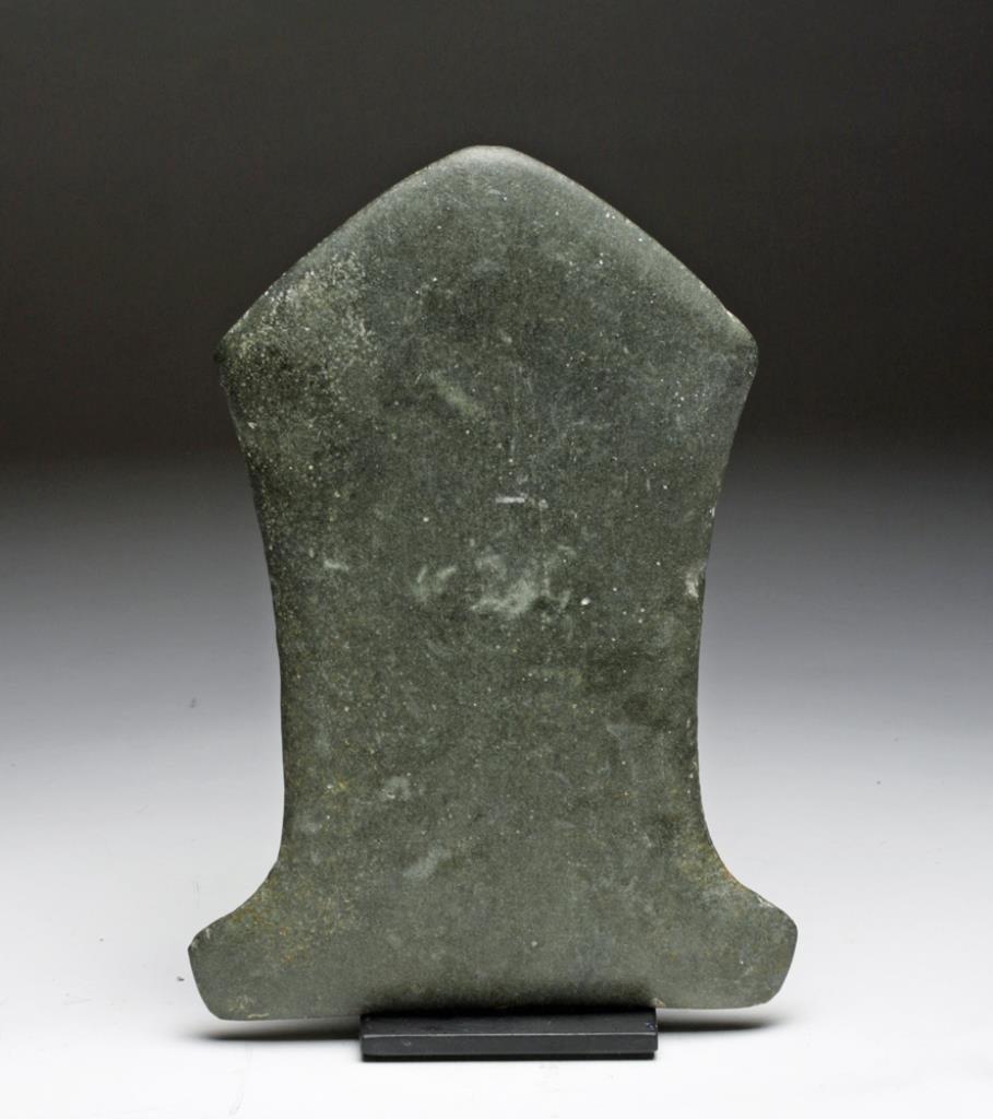 Valdivian Ceremonial Stone Hacha