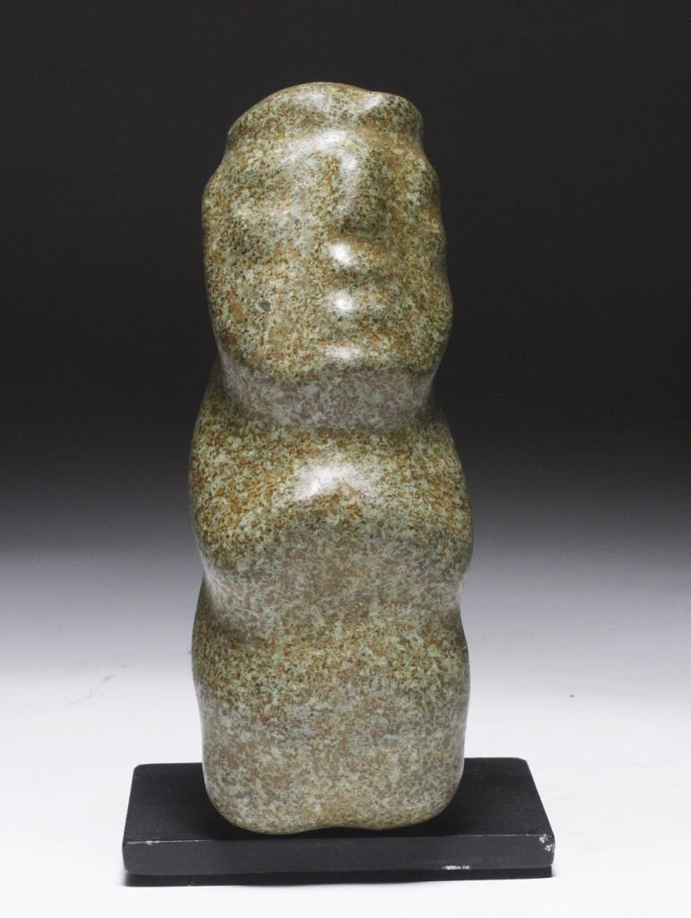 Mezcala Guerrero Stone Figure