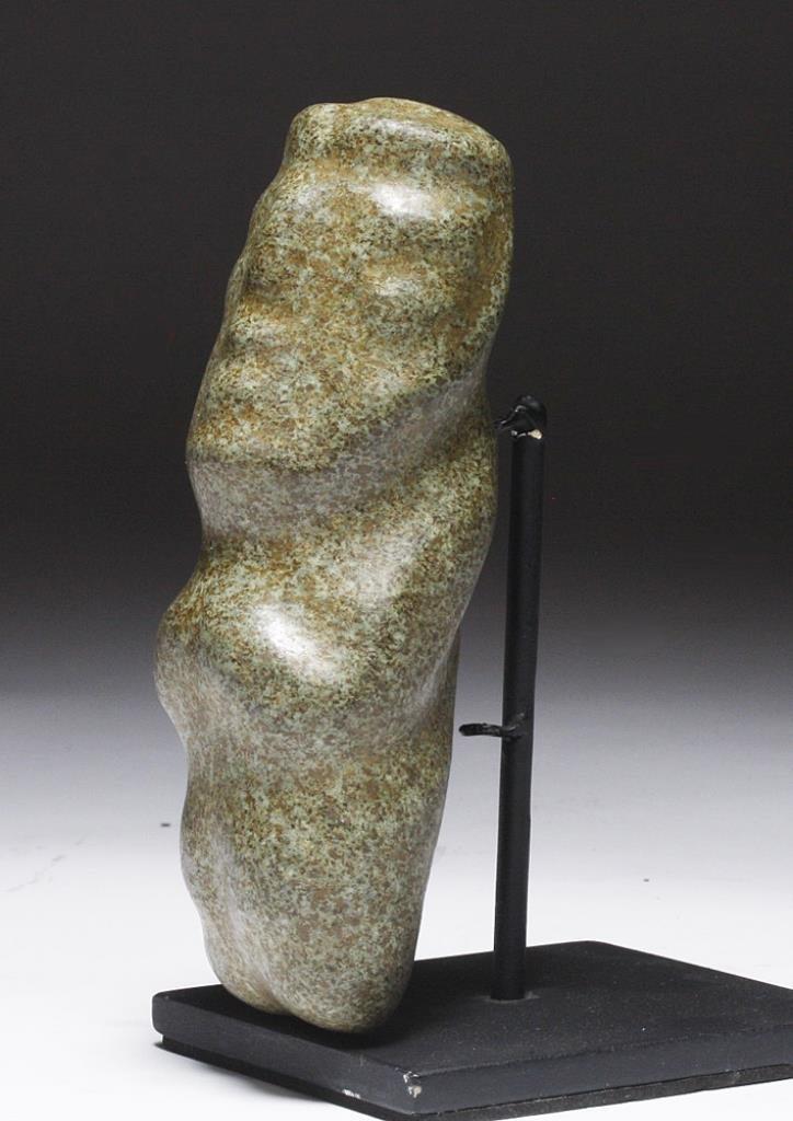 Mezcala Guerrero Stone Figure - 2