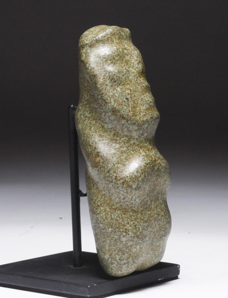 Mezcala Guerrero Stone Figure - 4
