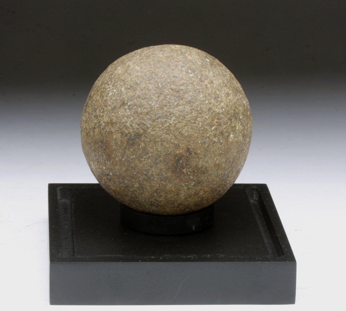 Costa Rican Diquis Bola / Stone Sphere