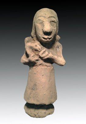Ancient Mesopotamian Nursing Goddess