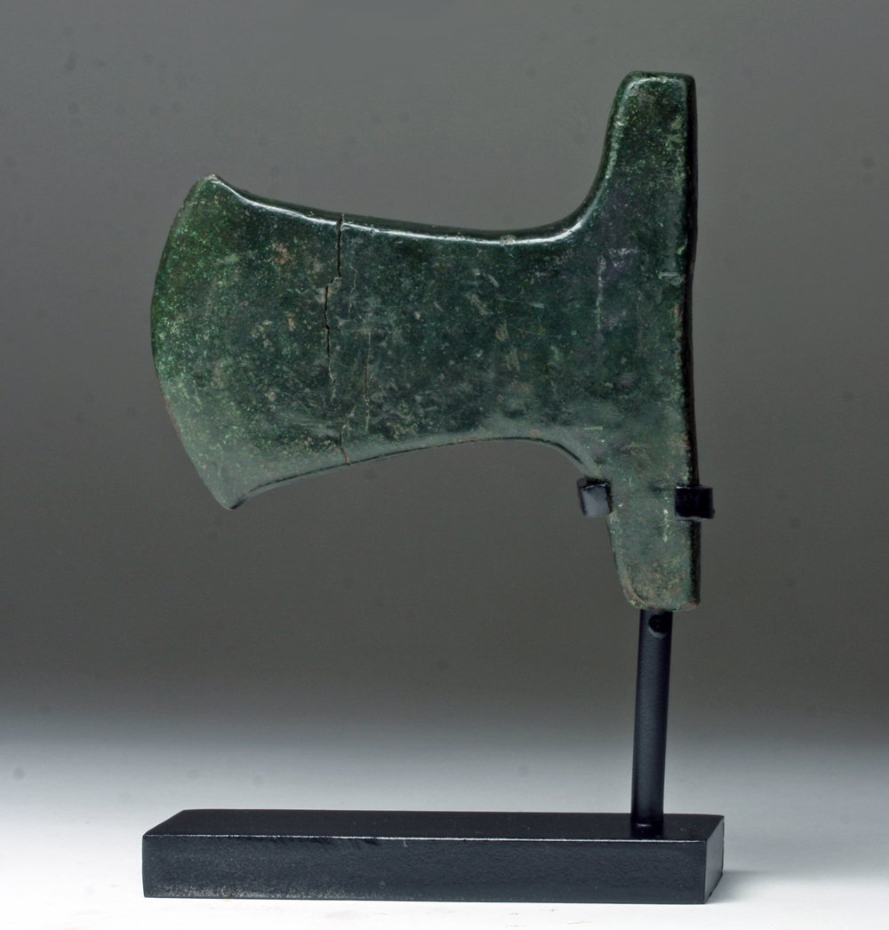 Inca Copper Axe - Superb Patina