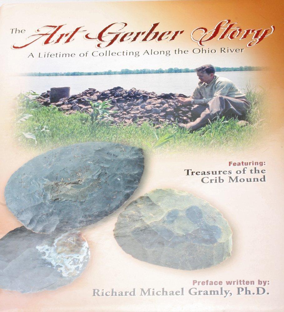 Art Gerber - Prehistoric Cache Blades + 2 Books - 4