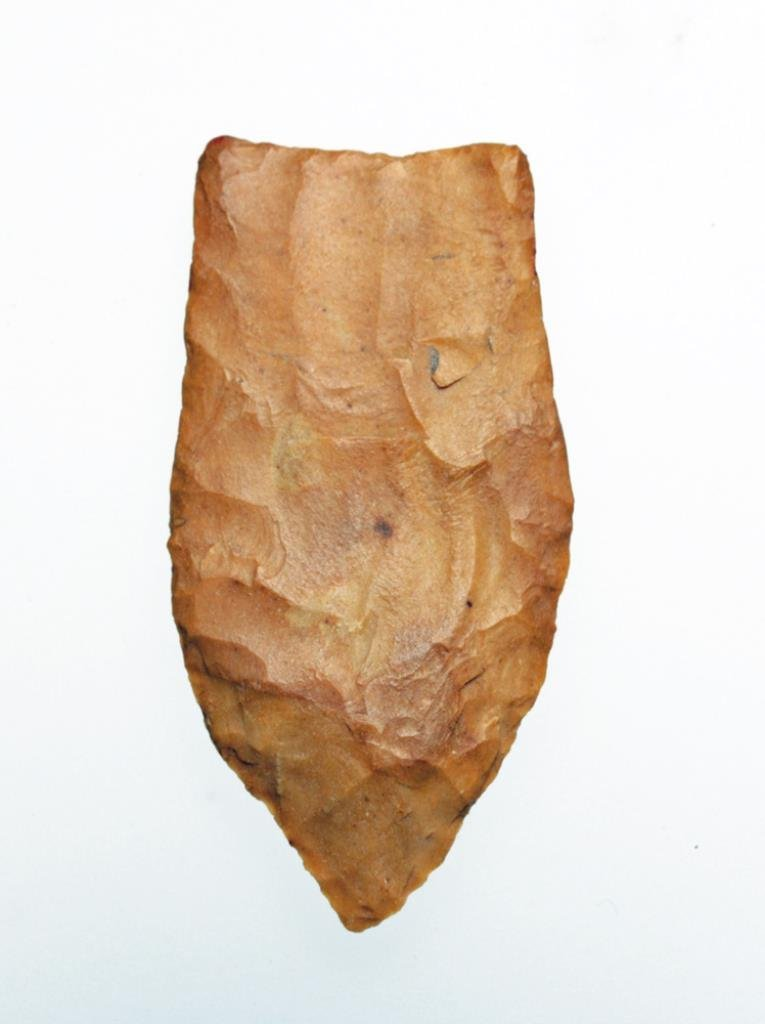 Prehistoric Paleo-Indian Midland Point