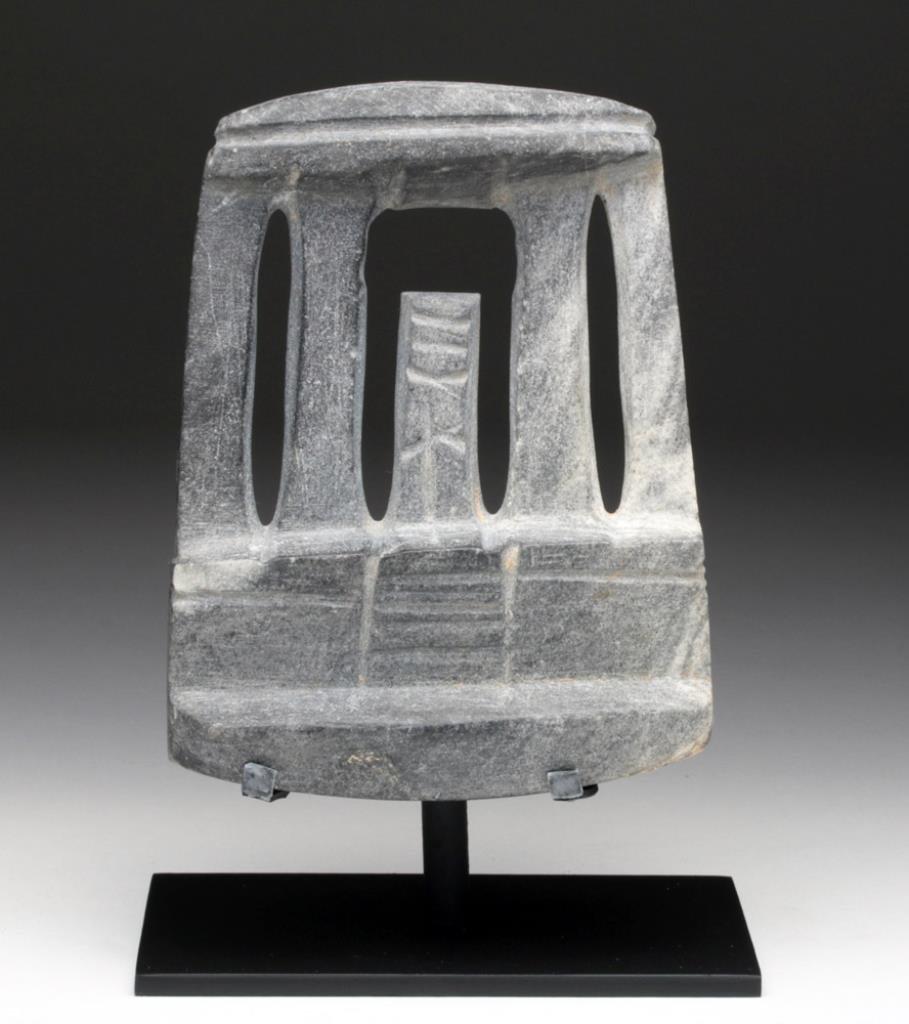 Early Mezcala Stone Temple