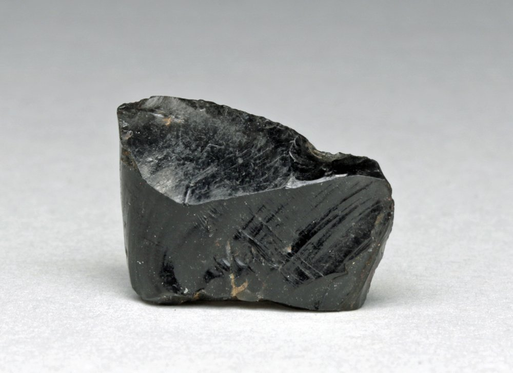 Neolithic Obsidian Blade Section - Catal Huyuk - 2