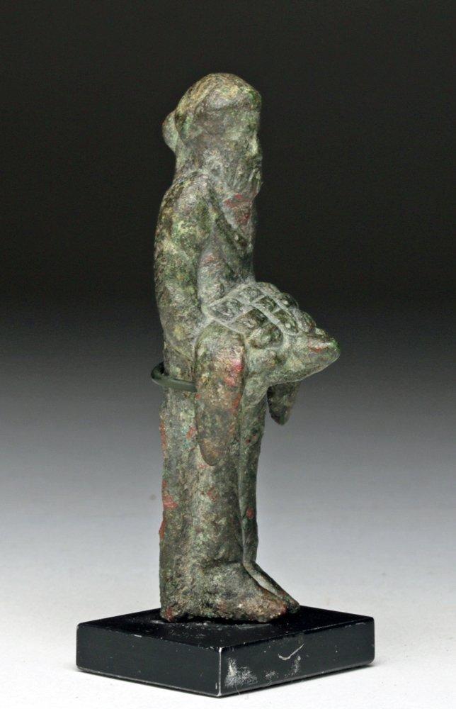 Naughty Roman Bronze Priapus Statue