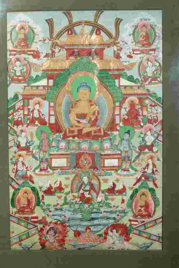 Unique practices mahayana buddhism | Term paper Academic