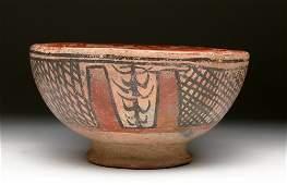 Panamanian Gran Cocle Pottery Bowl