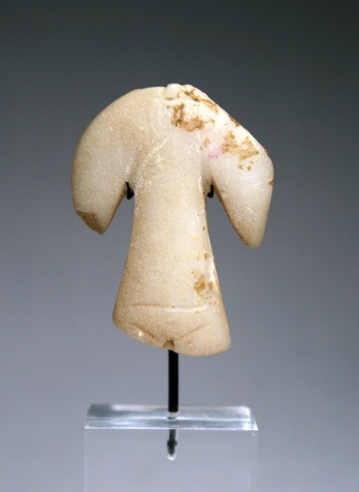 Anatolian Marble Female Idol of Kiliya Type