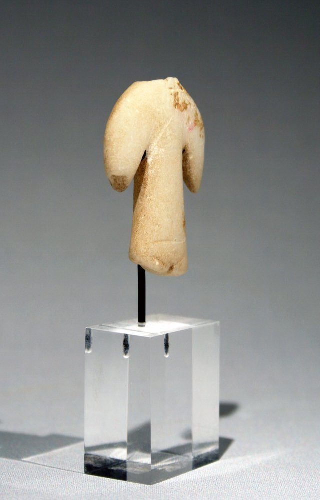 Anatolian Marble Female Idol of Kiliya Type - 3