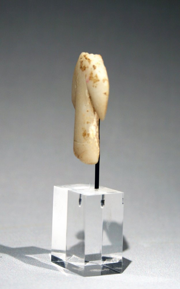 Anatolian Marble Female Idol of Kiliya Type - 4