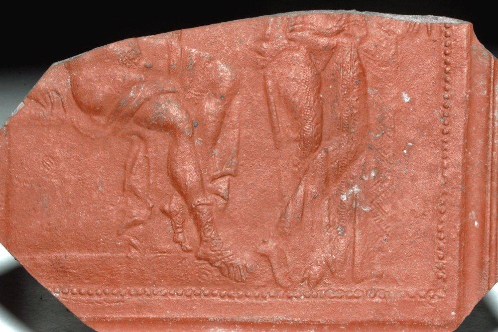 Fine Roman Terra Sigillata Pottery Section