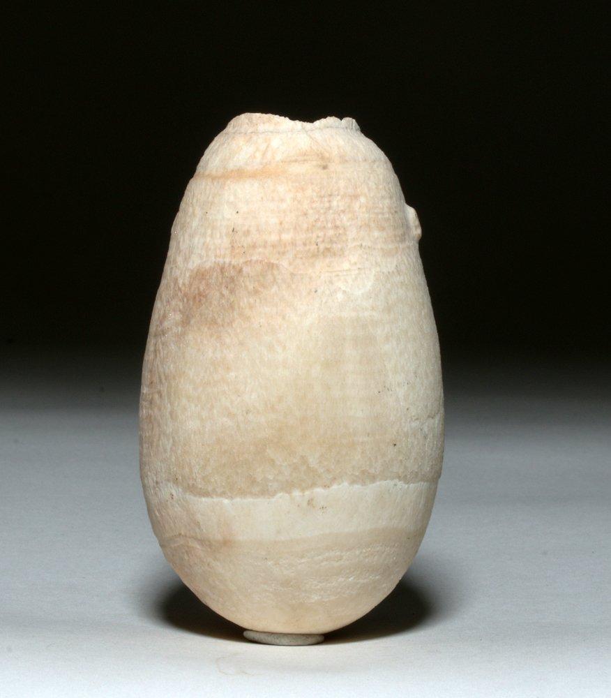 Egyptian Alabaster Cosmetic Jar