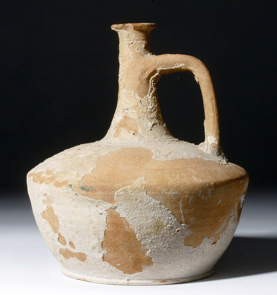 Roman Redware Pottery Flagon