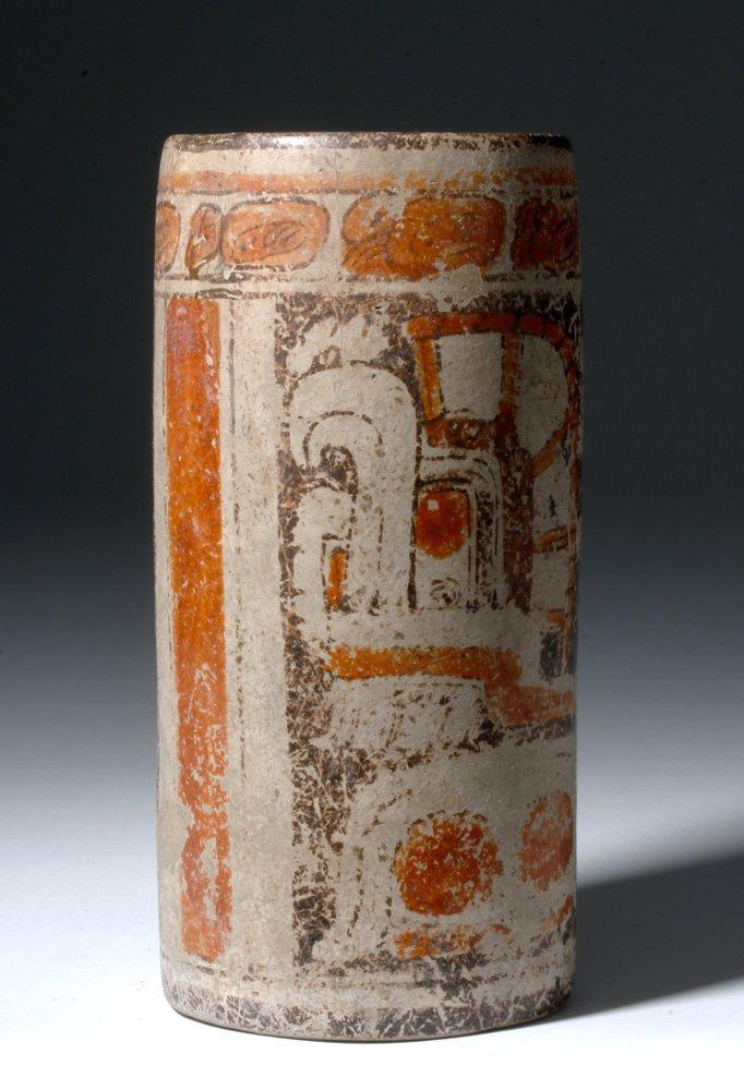 Mayan Codex Variant Cylinder