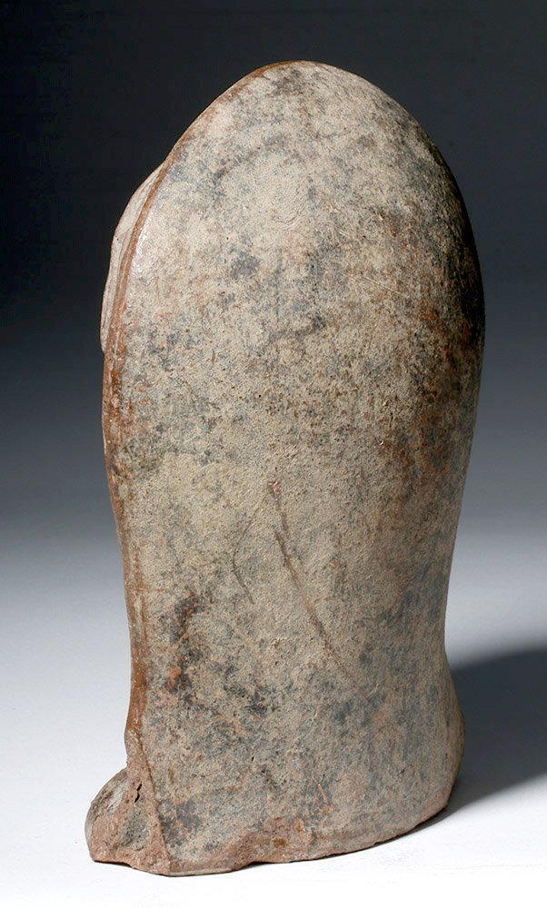 Very Fine Etruscan Pottery Votive of Youth - 5