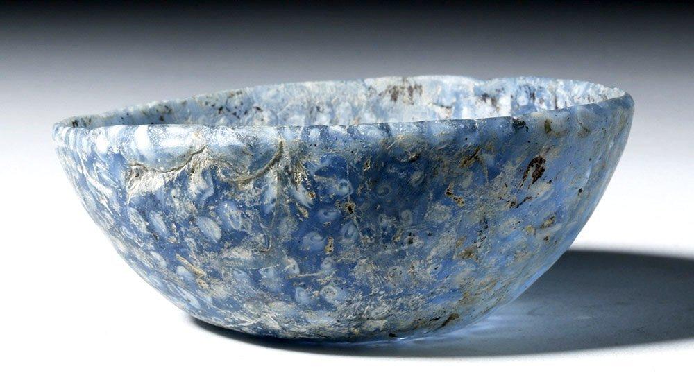 Rare Roman Mosaic (Millefiori) Glass Bowl