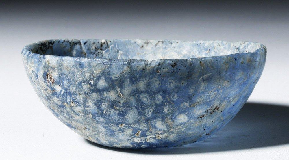 Rare Roman Mosaic (Millefiori) Glass Bowl - 2
