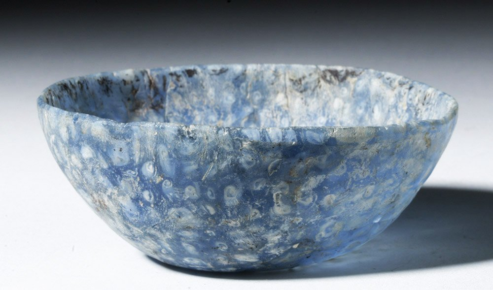 Rare Roman Mosaic (Millefiori) Glass Bowl - 3