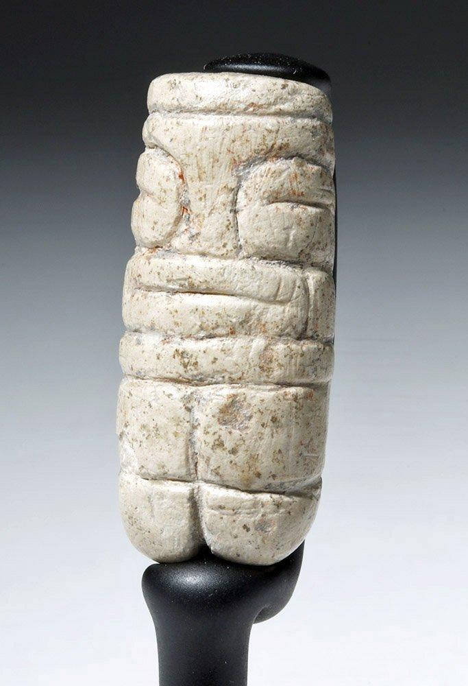 Rare & Fine Valdivian White Stone Venus Figure