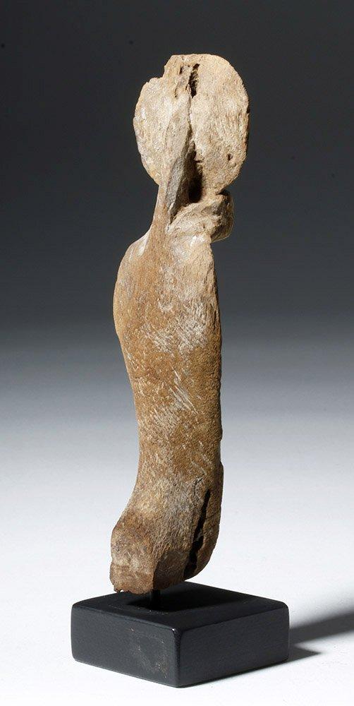 Fine Egyptian Wooden Uraeus - 3