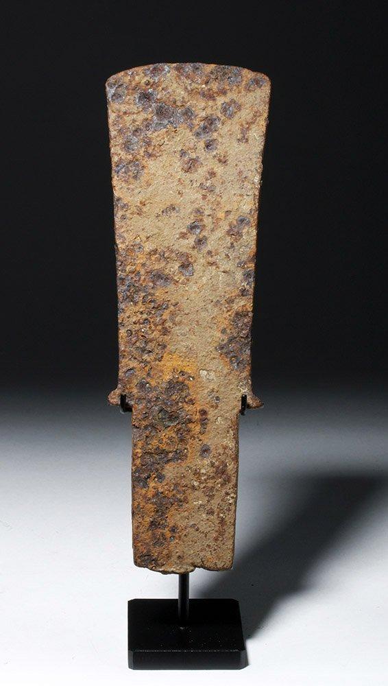 Hallstatt Iron Axe, ex-Piscopo