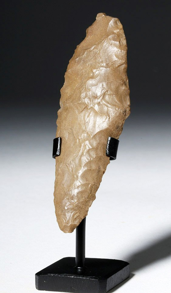 Ancient Egyptian Pre-Dynastic Spear Point