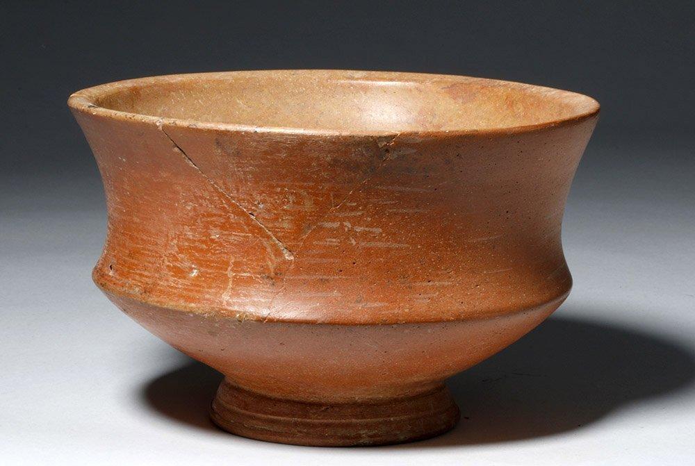Roman Redware Deep Bowl - 2