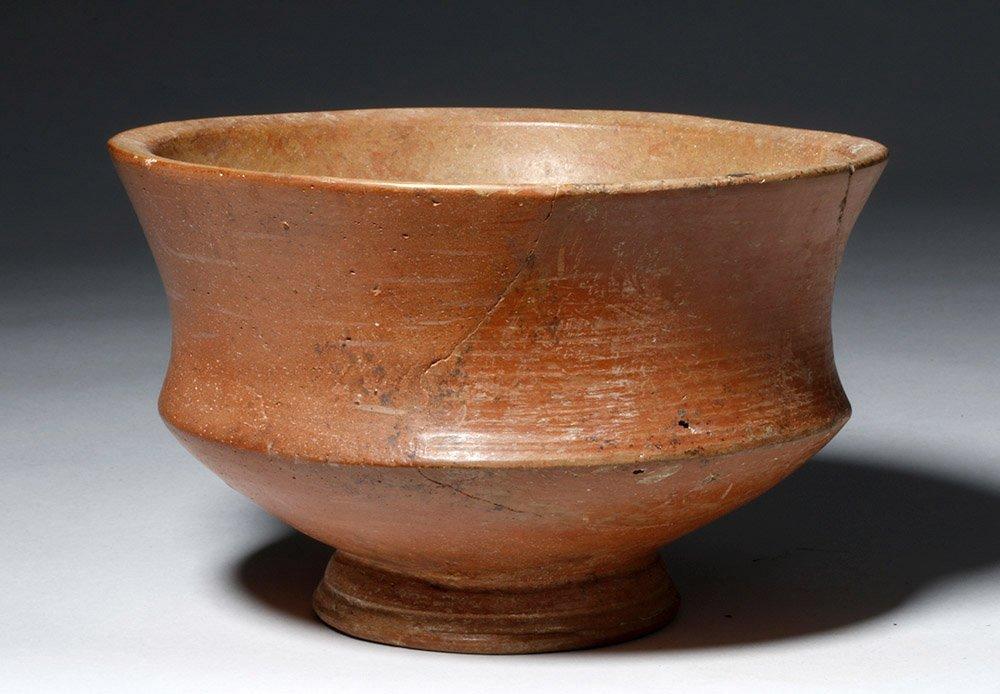 Roman Redware Deep Bowl - 3