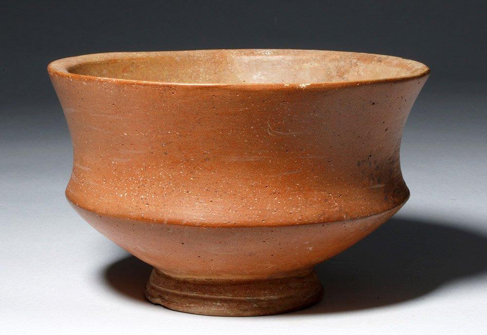 Roman Redware Deep Bowl - 4