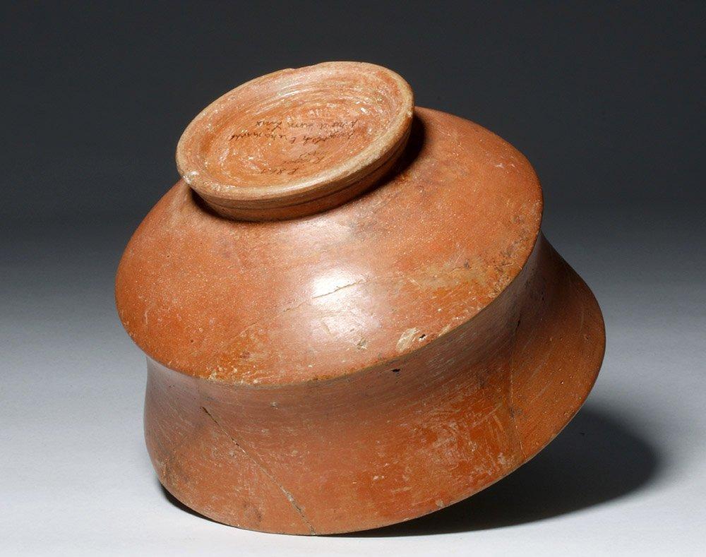 Roman Redware Deep Bowl - 6