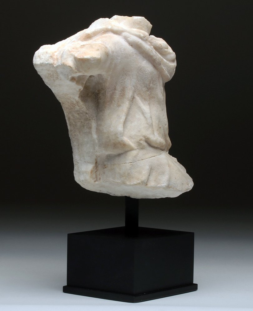 Finely-Carved Roman Marble Torso Frieze - 2
