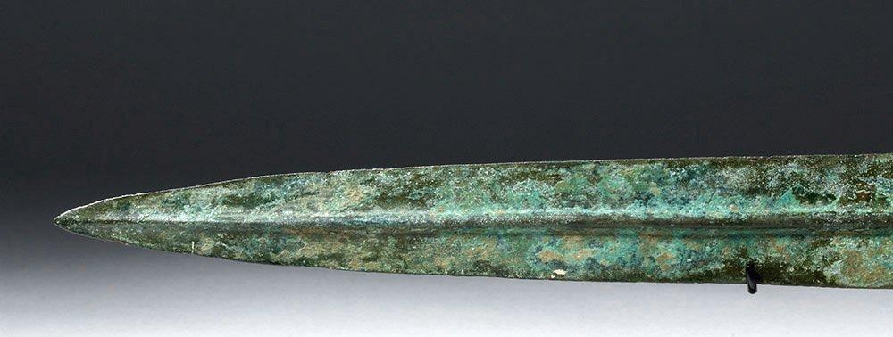Very Fine Luristan Bronze Dagger - 3